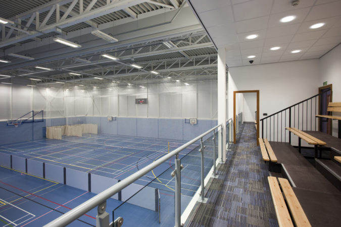 Sports Centre for Canterbury Christ Church University